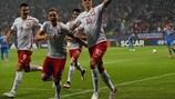 Lipski segna il terzo gol più veloce delle fasi finali