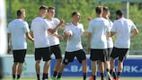 Germany begin their campaign against Czech Republic on Sunday