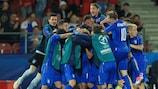 Pe-Pe gol, l'Italia affonda la Danimarca