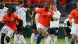 Das längste Elfmeterschießen aller Zeiten in UEFA-Wettbewerben