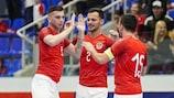 Austria es una de las dos selecciones debutantes