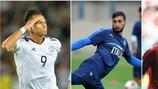#U21EURO am Samstag: Italien - Deutschland, Tschechien - Dänemark