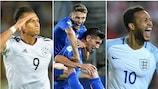 Meias-finais do EURO Sub-21: Inglaterra - Alemanha e Espanha - Itália