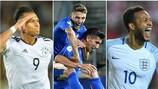 Halbfinals der U21 EURO: England - Deutschland und Spanien - Italien