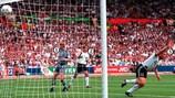 Стоп-кадр: Германия выбивает Англию с ЕВРО-96