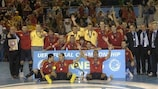 Second straight success for Spain