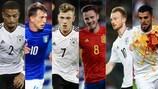 La Squadra del Torneo di EURO Under 21