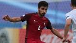 Rúben Neves marcou um dos golos de Portugal frente ao País de Gales
