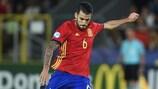 Dani Ceballos comanda la goleada de España