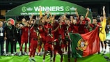 Portugal, l'exploit en Finlande