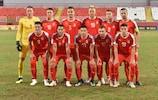 Serbia are in a third successive final tournament