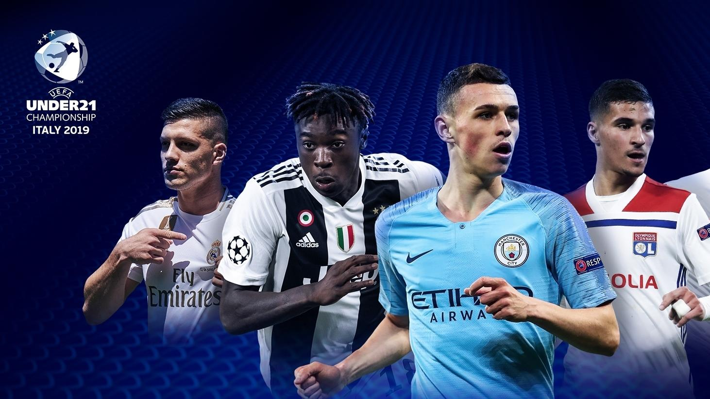 Under-21 EURO: one to watch from each team