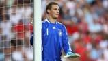 Manuel Neuer na final de 2009