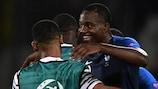 Les Bleus veulent poursuivre sur la lancée de leur belle victoire face aux Anglais