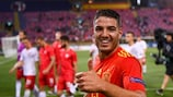 Spain bounced back from an opening-day defeat to win Group A