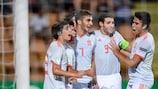 U19-EURO: Spielplan und Ergebnisse