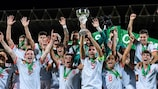 Испания празднует свой восьмой титул