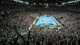 Croatia to host Futsal Euro 2012