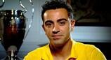 Xavi learns trade from Spain futsal stars