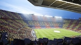 The draw will be made at Camp Nou