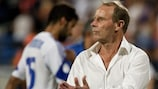 Berti Vogts will be watching the UEFA Futsal Cup finals with interest