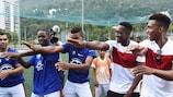 Las 13 selecciones europeas en Brasil