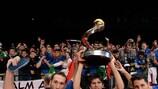 Italia triunfa en Amberes