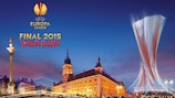 Event design for 2015 Europa League final