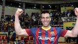 Sergio Lozano hopes for a repeat European success in Lisbon
