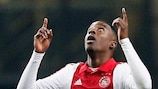 Riechedly Bazoer is on the up at Ajax