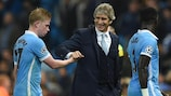 Manchester City's late winner against Sevilla aided England's ranking