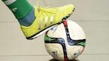 L'UEFA participe au développement du futsal chez les jeunes
