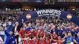 España busca su tercer Mundial tras conquistar las ediciones de 2000 y 2004