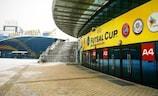 L'Almaty Arena ospiterà le finali della UEFA Futsal Cup