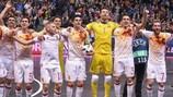 A Espanha voltou a ganhar o troféu em 2016