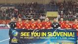 España defenderá título en Eslovenia