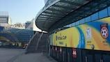 The 2017 UEFA Futsal Cup is taking place in Almaty