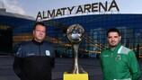 Anteprima finale UEFA Futsal Cup: Sporting CP - Inter