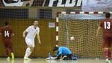 Spareggi Futsal EURO: il punto dopo l'andata