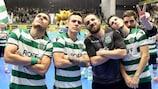Sporting CP fährt erneut zur Endrunde