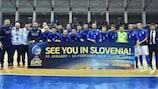 Italia, sconfitta di misura in Ucraina