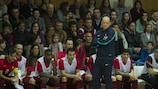 Jorge Braz, treinador de Portugal