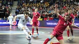 Futsal is exciting, and growing in popularity