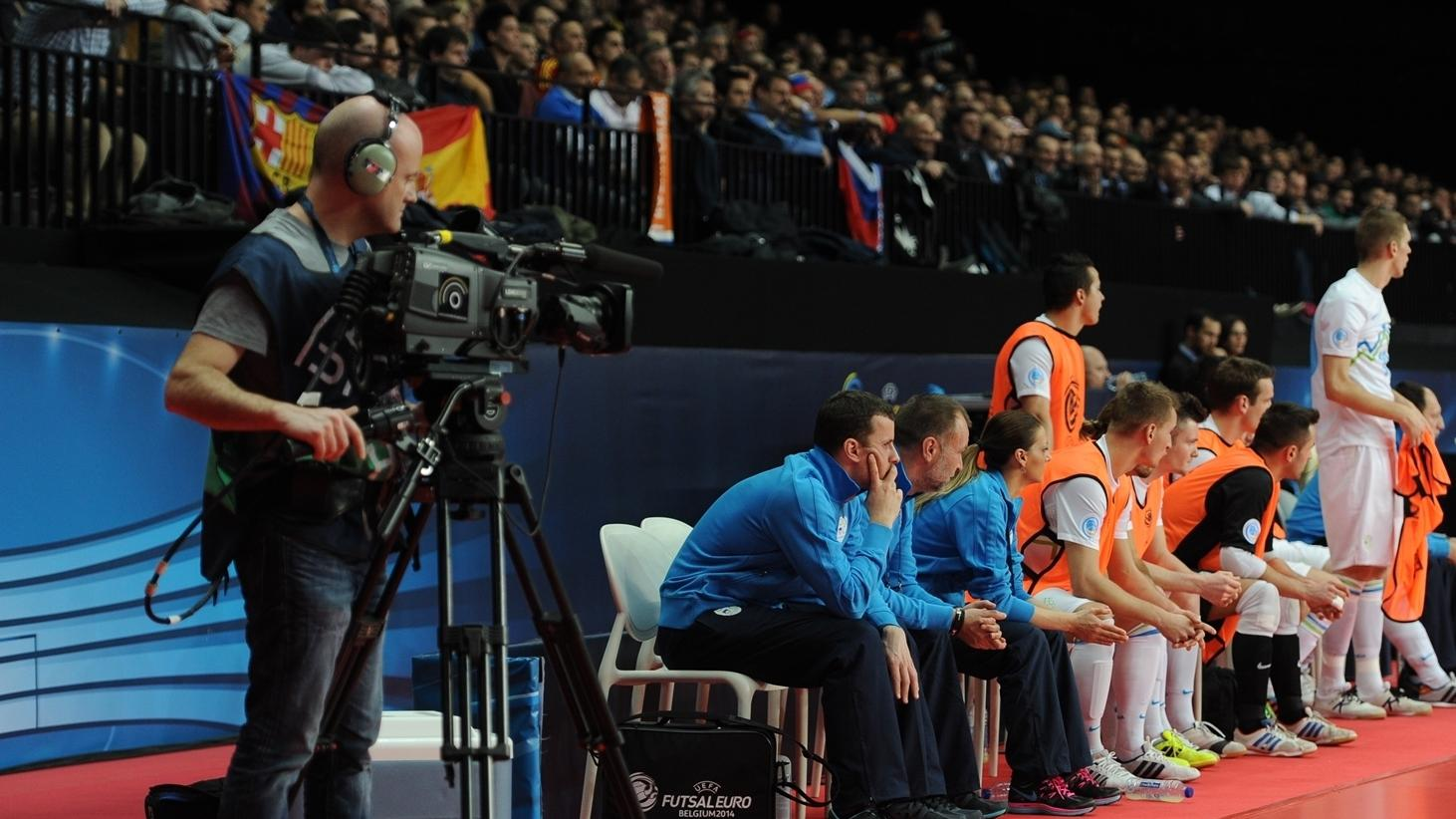 Where to watch UEFA Futsal EURO 2018