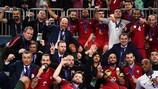 Portugal y Ricardinho conquistan su primer título