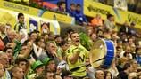 Bilhetes para a fase final da Taça UEFA Futsal já à venda