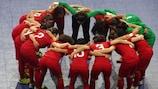 UEFA Women's Futsal EURO: uma estreia no futsal feminino