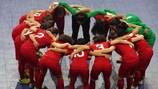 EURO de futsal féminin : 1re édition