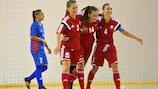 Bielorrússia, Finlândia e Suécia vence grupo da fase preliminar