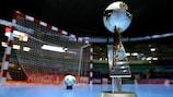 Lithuania to host 2020 Futsal World Cup